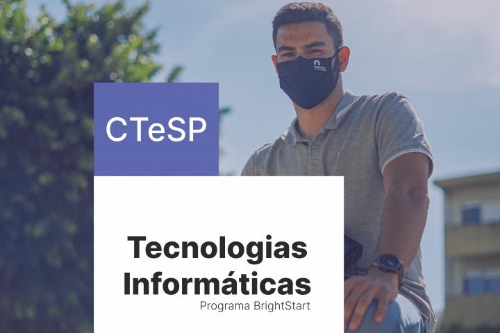 Candidatura CTeSP – Tecnologias Informáticas